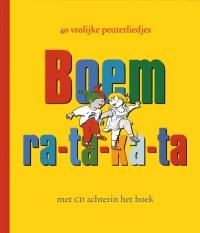 Boem ra-ta-ka-ta (boek + CD)