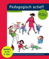 Pedagogisch actief! KDV  (Set van 25)