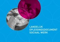 Landelijk opleidingsdocument sociaal werk